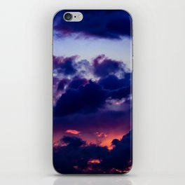 Dwindling Flame iPhone Skin