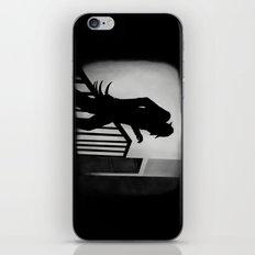 Nightmare in German Film iPhone & iPod Skin