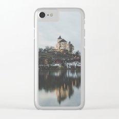 Buchs, Switzerland Clear iPhone Case