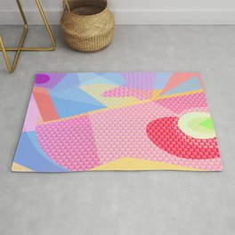Palm Springs Summer Rug