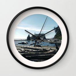 Washington rockies Wall Clock