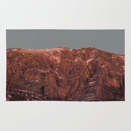 Dinara mountain / Detail Rug