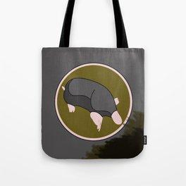 GREY MOLE Tote Bag