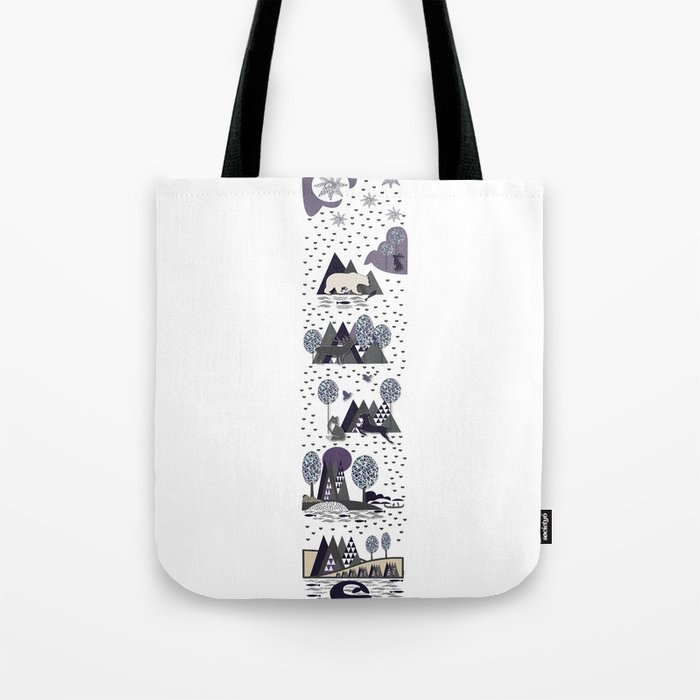 Love To The Nature Tote Bag