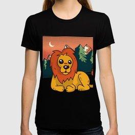 Lion Nature Africa T-shirt