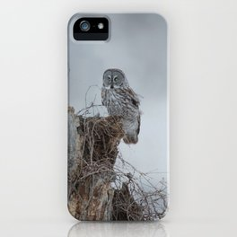 Gloomy Sunday iPhone Case