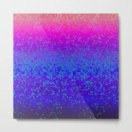 Glitter Star Dust G248 Metal Print
