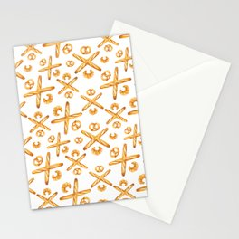 Baked Goods Stationery Cards