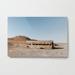 San Pedro de Atacama Metal Print