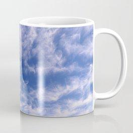 The Endless Deep Blue Sky Coffee Mug