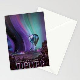 Jupiter Poster Stationery Cards