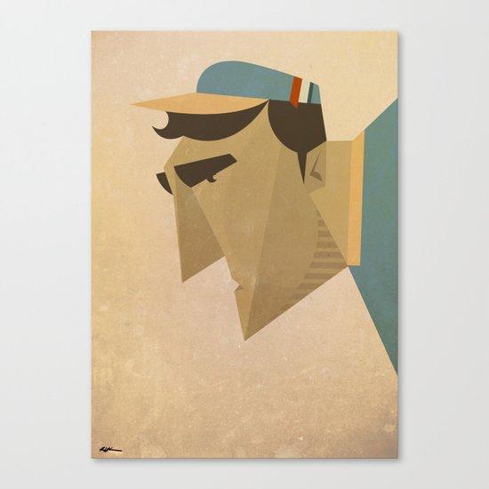 Adriano Canvas Print