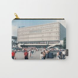 East Berlin Alexanderplatz  Carry-All Pouch