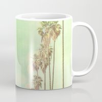 photograph Mugs featuring Los Angeles. La La Land photograph by Myan Soffia