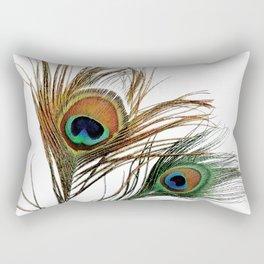 GROVE PEACOCK Rectangular Pillow