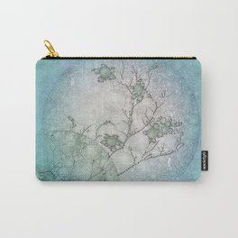 Serenity Blue Carry-All Pouch