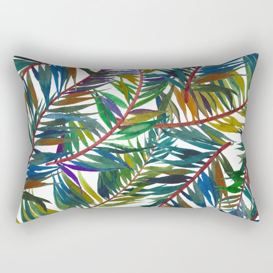 tropical life Rectangular Pillow