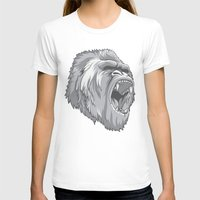 gorilla T-shirts featuring Gorilla by Taranta Babu