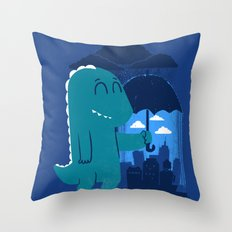 This is my city Throw Pillow