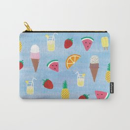 Summer Treats Carry-All Pouch