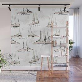 Ballet Wall Mural