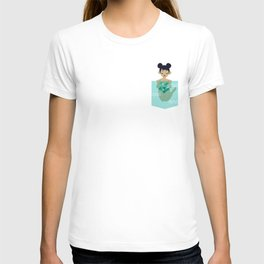 Pocket Pool Party T-shirt