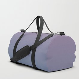 YOUTHFUL WATERS - Minimal Plain Soft Mood Color Blend Prints Duffle Bag