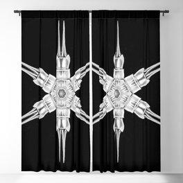 Ninja Star 1 Blackout Curtain