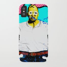 Too Much Television #2 iPhone Case