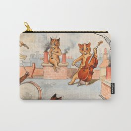 CATS ORCHESTRA - Louis Wain Cats Carry-All Pouch