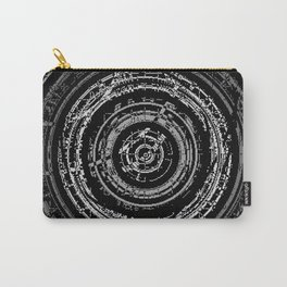 Pixelated High Frequency Carry-All Pouch