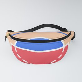 Los Angeles Court Fanny Pack