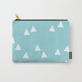 Sailing Triangles Carry-All Pouch