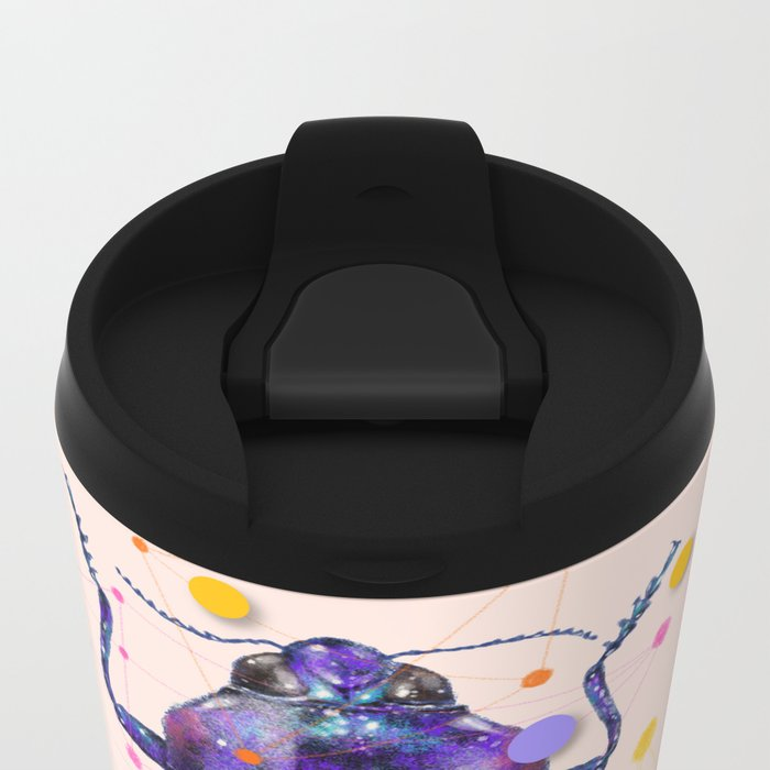 INSECT IX Metal Travel Mug