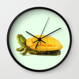 MANGO TURTLE Wall Clock