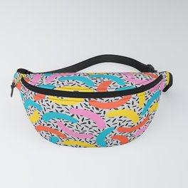 I Love Memphis Patterns Fanny Pack