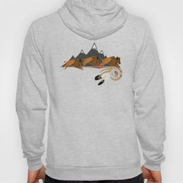 Native American Indian Buffalo Nation Hoody
