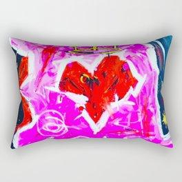 Love Amor Rectangular Pillow
