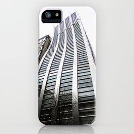 De Beers Ginza Building in Tokyo iPhone Case