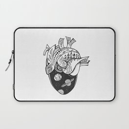 From The Heart Laptop Sleeve