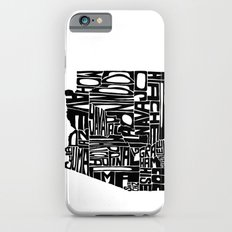 Typographic Arizona iPhone 6s Slim Case