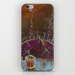 Funder the Table iPhone Skin