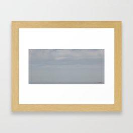 Bouy Framed Art Print