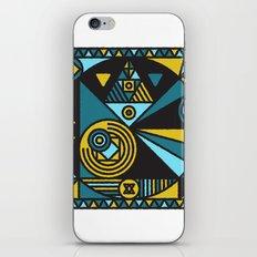 Witchcraft Alchemist iPhone & iPod Skin