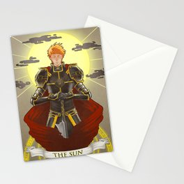 BLEACH - Ichigo, the Sun Knight Stationery Cards