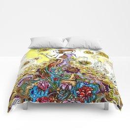 Agota Krnacs Illustration©2012 Comforters