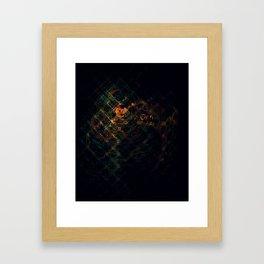 Neo Genesis Framed Art Print
