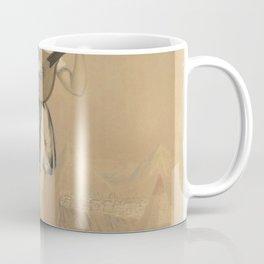 Drummond William Artist ThCeleste as the Arab boyAdditional French spy Coffee Mug