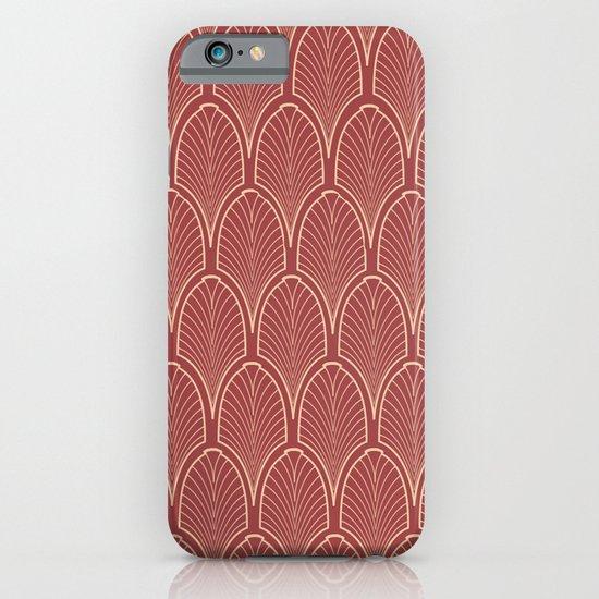 Art deco pattern iPhone & iPod Case