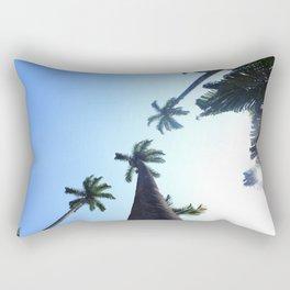 palmas de rio Rectangular Pillow